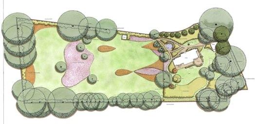 come progettare un giardino | prontogiardinaggio.com - Come Progettare Un Giardino Rettangolare